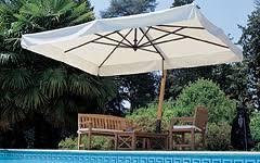 Rectangle Patio Umbrella Umbrellas Cabanas