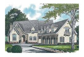 French Cottage Homes by Eplans French Country House Plan Cottage Outside Manor In