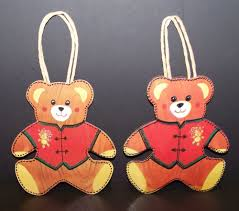 mini teddy bear gift bags christmas 7 75