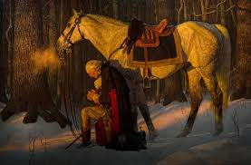 a thanksgiving day prayer from president george washington the