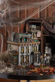 lemax halloween houses 115 best villages accessories more images on pinterest