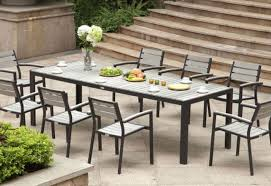 Modern Aluminum Outdoor Furniture bench aluminum dining room chairs wonderful aluminum garden