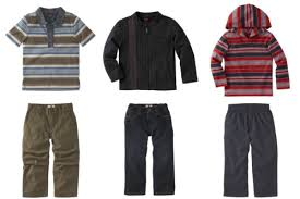 clothes the issue with boys saintes shopping