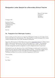 10 resignation letter sample budget template letter