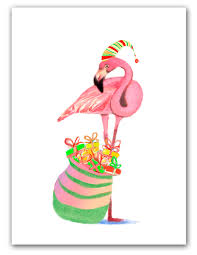 christmas cocktail party clipart flamingo christmas cards cocktail card margarita by shirleybell