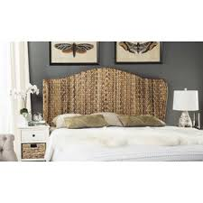 How To Make A Bamboo Headboard by Wicker U0026 Rattan Headboards You U0027ll Love Wayfair