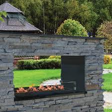 Propane Fire Pit Glass Natural Gas Glass Fire Pit Innovation Pixelmari Com
