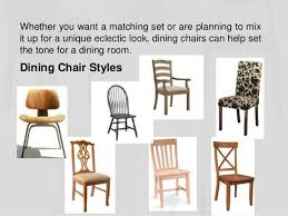 Types Of Dining Room Furniture Types Of Dining Chairs Furniture Www Spikemilliganlegacy