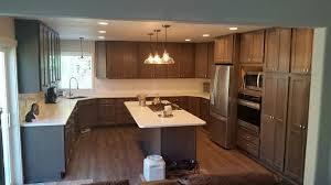 Kitchens With Hickory Cabinets Hickory Kitchens Kitchen Concepts Llc