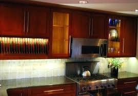 Kitchen Cabinet Recessed Lighting Recessed Lighting Kitchen Cabinets Distance From Cabinet There
