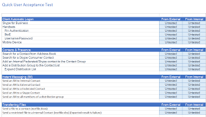 uat test script sample share the knownledge uat testing template