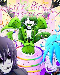 Happy Birthday Halloween by Happy Birthday Jesterca By Eve Of Halloween On Deviantart