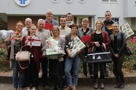 Bad Hamm 10 Aok Firmenlauf In Hamm Herzlich Willkommen