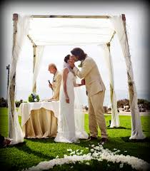 chuppah canopy real weddings arc de wedding arch canopy rental