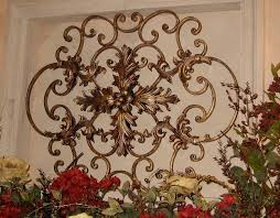 Faux Wrought Iron Wall Decor Large Wrought Iron Wall Decor Indoor Perfect Large Wrought Iron