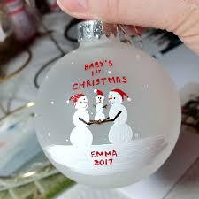 custom baby ornaments custom 2017 ornaments beth doan maine artist s