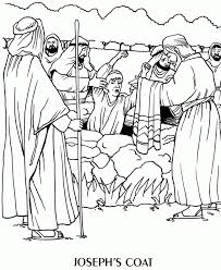 story of joseph coloring pages pics coloring story of joseph