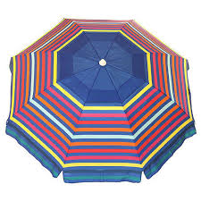 7 Patio Umbrella 7 Foot Umbrella Blue Patio Umbrellas Ebay