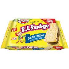 Halloween Cookie Gifts Keebler E L Fudge Double Stuffed Sandwich Cookies 12 Oz
