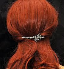 hair barrette butterfly hair barrette hair clip butterfly headpiece