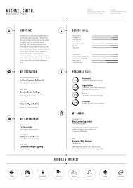 Free Professional Resume Template Design Minimalist Resume Template Modern Resume Template Instant
