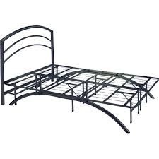 Premier Platform Bed Frame Premier Ellipse Arch Platform Bed Frame Black Sizes