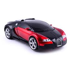 bugatti transformer buy red remote control transformer car online at best price in