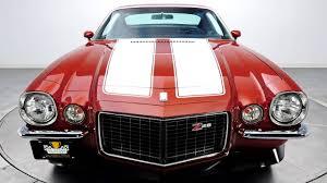 camaro z28 72 chevrolet camaro z28 rs 1970 72