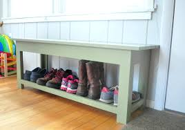 Benches For Entryways Zoom Entryway Storage Bench For Shoes Diy Storage Bench For Shoes