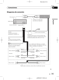 wiring diagram wiring diagram for pioneer super tuner iii d
