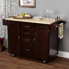 kitchen cool modern kitchen island cart red with stainless steel