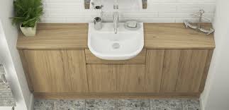 Fitted Bathroom Furniture Bathroom Furniture From Atlanta Stylish Affordable And Easy To