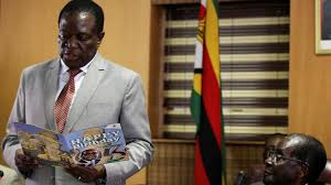 Challenge Vice S Fired Vice President Issues Challenge To Mugabes