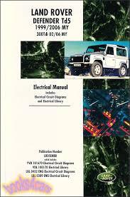 land rover defender shop service manuals at books4cars com