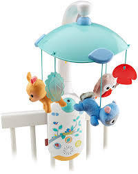 mobile enfant design amazon com fisher price moonlight meadow smart connect 2 in 1