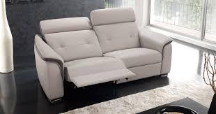 canapé cuir relax 3 places canapé cuir relax electrique 3 places but canapé idées de