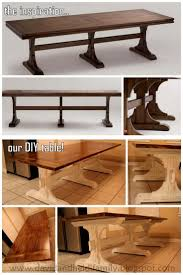 How To Make Your Own Dining Room Table 405 Curated Dining Room Ideas By Decoratwcom Rustic Dining