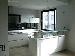 pied inox cuisine plan de travail sur pied cuisine plan de travail en quartz