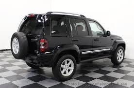 2006 black jeep liberty 2006 used jeep liberty limited 4wd suv at eimports4less serving