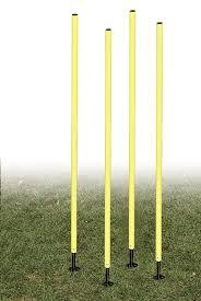chion sports outdoor agility pole set pet