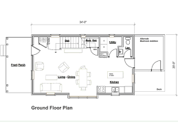 500 square foot house floor plans home design and style