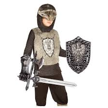 kids swat halloween costum boys u0027 knight costume kit one size fits most target