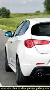 alfa romeo giulietta 1750 tbi cloverleaf expert new car review