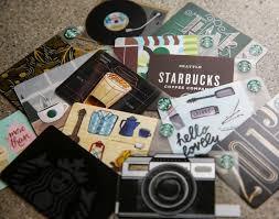starbucks christmas gift cards record purchases of starbucks cards anticipated on christmas eve