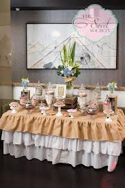 Cowboy Table Decorations Ideas Terrific Sweets For Wedding Candy Table 26 About Remodel Wedding