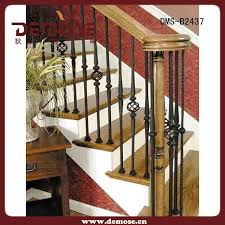 Banister Lake Fancy Decorative Interior Wrought Iron Stair Railings Buy