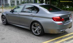matte grey bmw what do you guys think of frozen gray