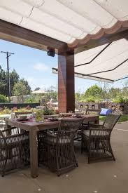 Sunscreen Patios And Pergolas by Residential Shade Fabrics Sunbrella Fabrics