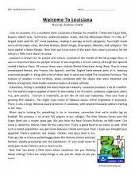fourth grade reading comprehension worksheet the first tail
