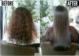 brazilian blowout results on curly hair brazilian blowout treatment neil george